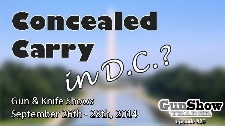 Concealed Carry in Washington D.C.?